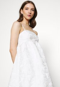 Gina Tricot - LIZETTE DRESS - Cocktail dress / Party dress - offwhite - 3