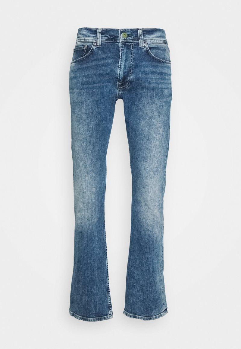 Pepe Jeans ALFIE - Jeans Straight Leg - denim/blue denim c6oGFb