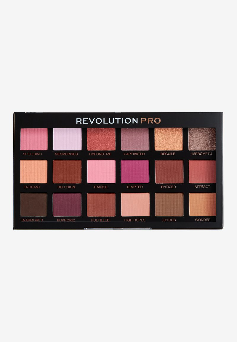 Revolution PRO - REGENERATION PALETTE ENTRANCED - Eyeshadow palette - -