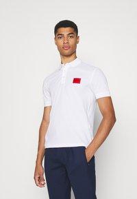 HUGO - DERESO - Polo shirt - white - 0