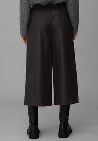 Marc O'Polo - Trousers - black - 2