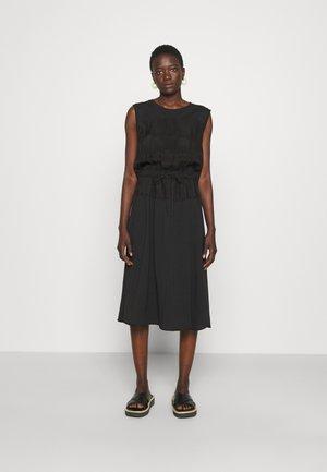 CLARISSA - Day dress - black