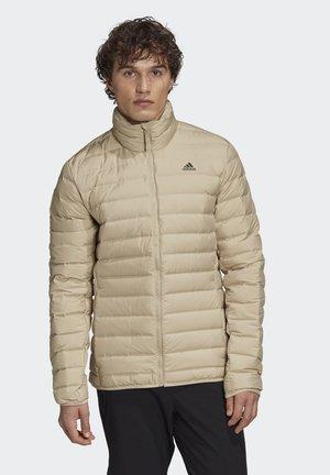 VARILITE JACKET - Down jacket - beige