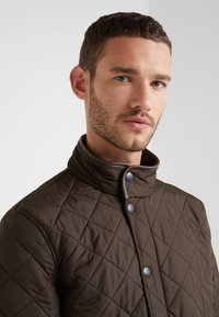 Barbour - POWELL - Light jacket - olive - 4