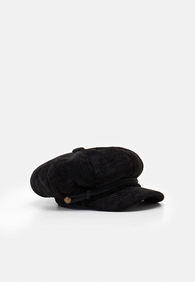 VIVIENNE HAT - Kapelusz - black
