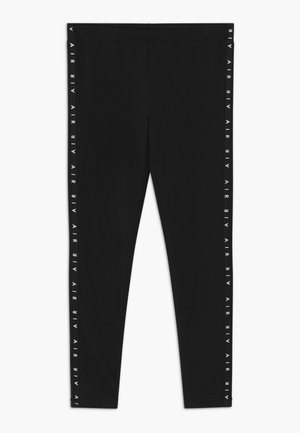 AIR FAVORITES - Legging - black/white