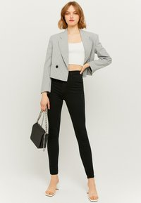 TALLY WEiJL - Jeans Skinny Fit - black - 1