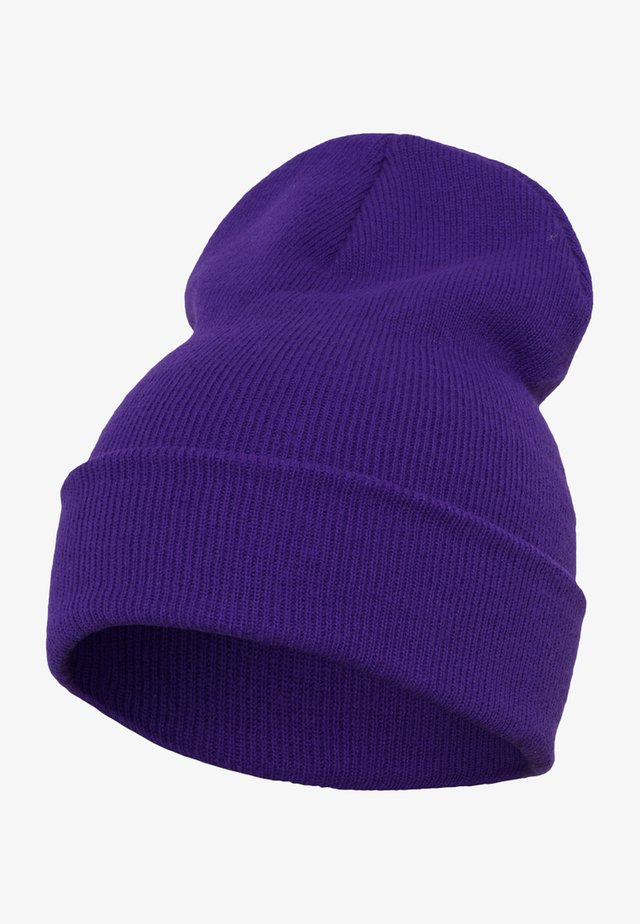 YUPOONG HEAVYWEIGHT  - Čepice - purple