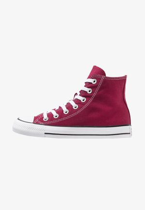 CHUCK TAYLOR ALL STAR HI - Sneakersy wysokie - maroon