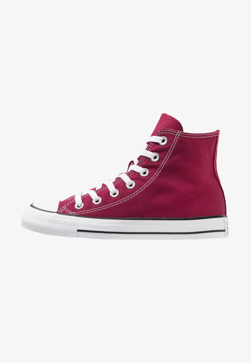 Converse - CHUCK TAYLOR ALL STAR HI - Korkeavartiset tennarit - maroon