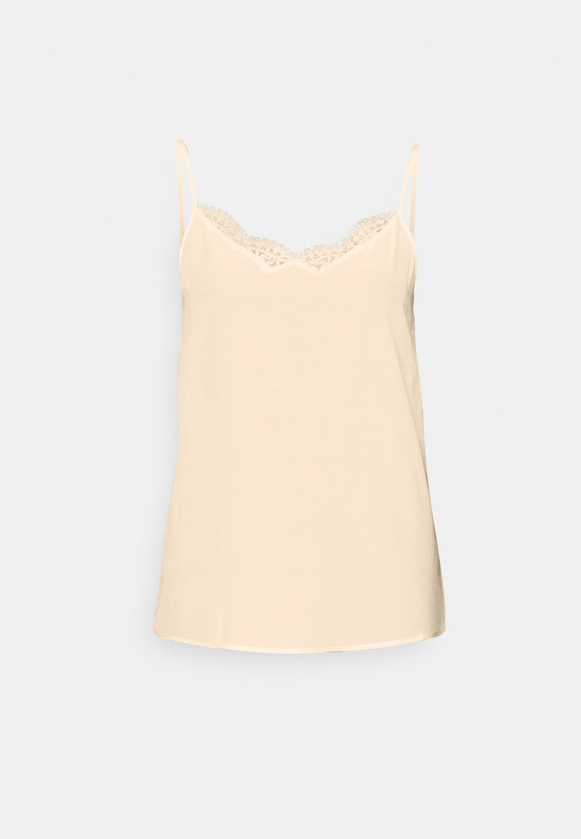 Top - cream beige