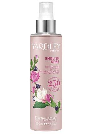 KÖRPERSPRAY ENGLISH ROSE 200 ML - Body spray - -