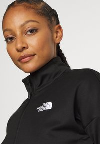 The North Face - W ACTIVE TRAIL MW 1/4 ZIP - Sweatshirt - black - 4