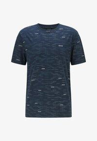 BOSS - TEE - Basic T-shirt - dark blue - 4