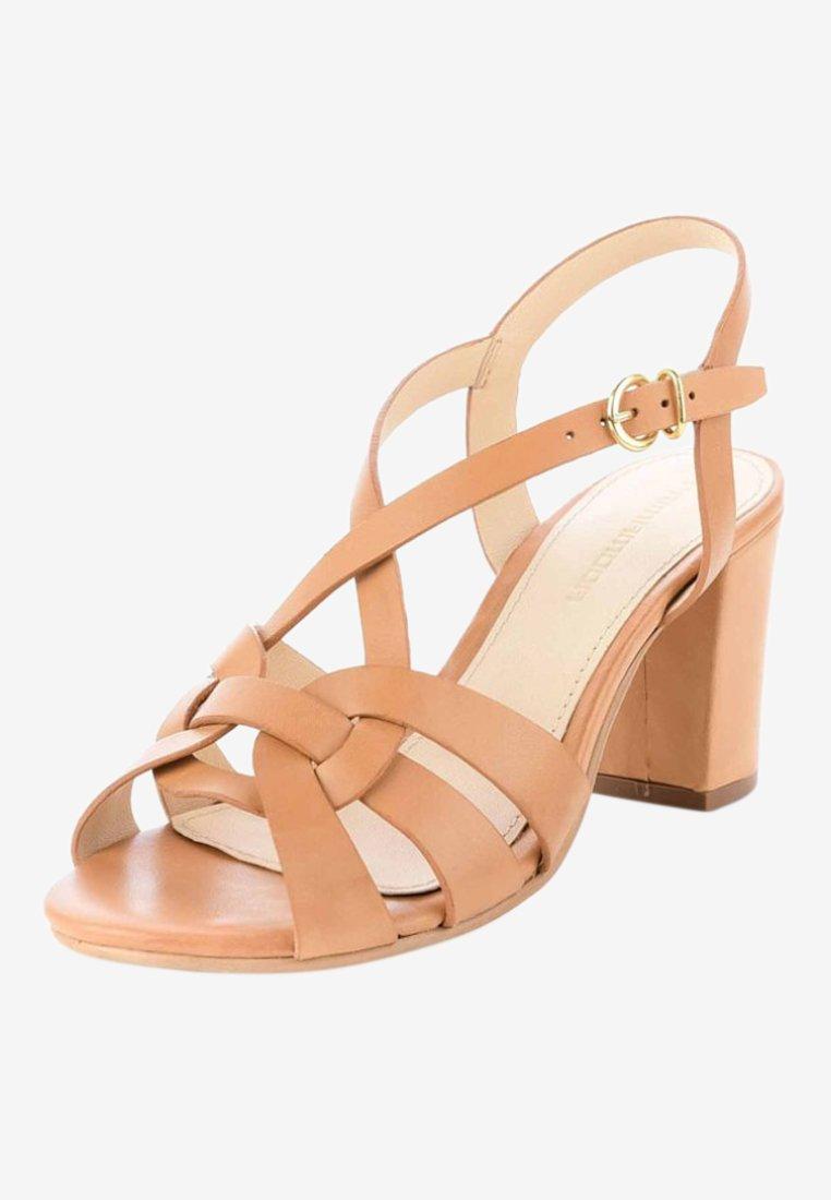 PRIMA MODA MESYNA - Sandales - brown