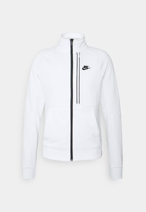 TRIBUTE - Veste de survêtement - white/black