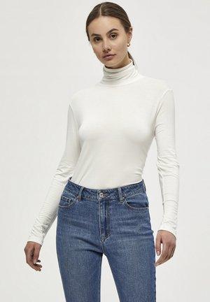 MARGIT  - Long sleeved top - off white