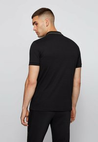 BOSS - PADDY PIXEL - Poloshirt - black - 2