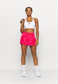 adidas Performance - PRO SPORTS SKIRT - Sports skirt - powpnk - 1