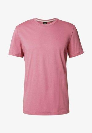 MIT BRAND-PRINT MODELL 'DOLIVE' - T-shirt basic - bleu