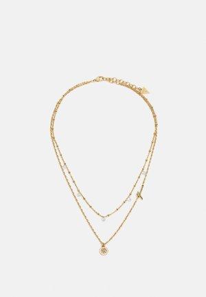 GALACTIC GIRL - Necklace - silver-coloured