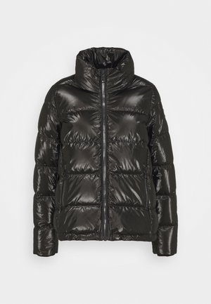 LADIES DOWN JACKET - Down jacket - black