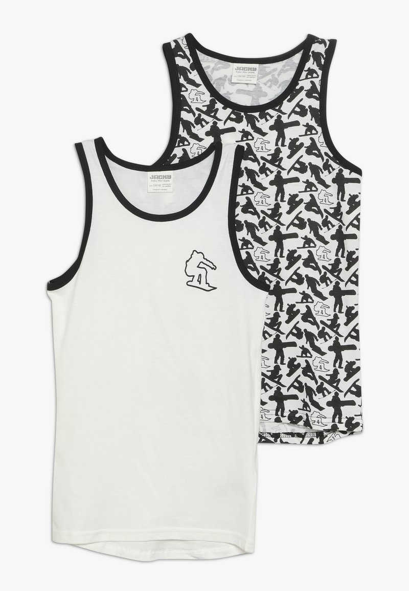 Jacky Baby - VEST SNOWBOARD 2 PACK - Undershirt - black