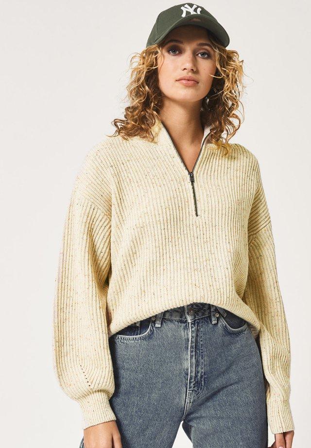 KIKI - Pullover - natural