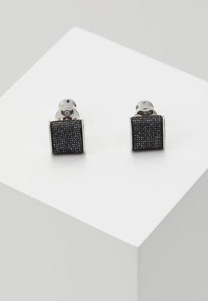 MERETE - Earrings - black