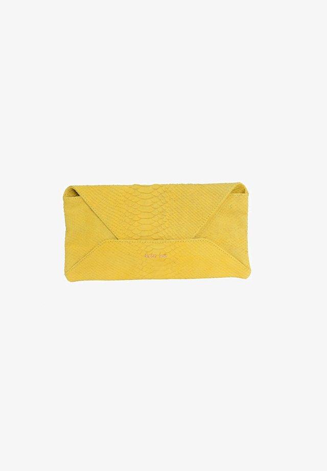 Clutch - jaune