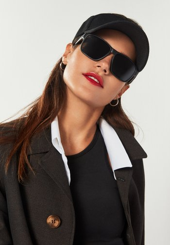 FASTER - Sunglasses - black