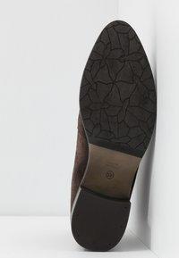 Pinto Di Blu - Classic ankle boots - marron - 6