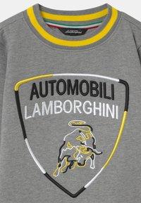 Automobili Lamborghini Kidswear - SHIELD - Sweater - grey antares - 2