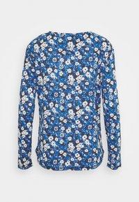 Marks & Spencer London - SLASH - Top sdlouhým rukávem - blue - 1