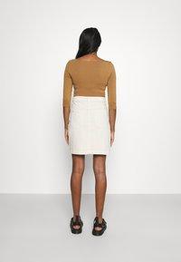 b.young - BYLIKKE SKIRT - Pencil skirt - birch - 2