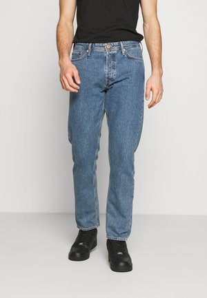 JJICHRIS JJORIGINAL - Jeans a sigaretta - blue denim
