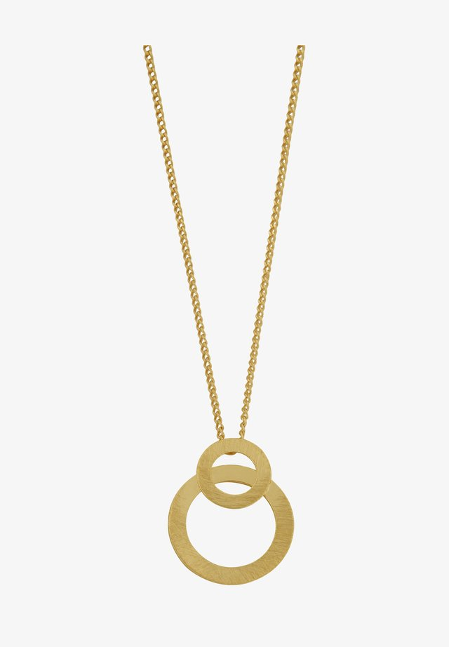 THEIA OPEN DOT - Ketting - gold plating