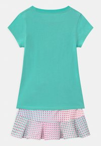 Nike Sportswear - PIXEL POP SCOOTER SET - Falda acampanada - mint - 1