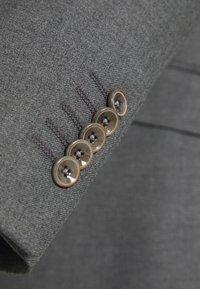Bugatti - KARTE - Kostuum - grey - 9