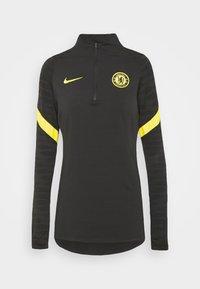 Nike Performance - CHELSEA LONDON  - Club wear - black/opti yellow - 5