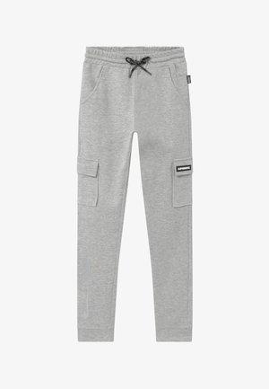 ACTIVE HEAVY INTERLOCK  - Teplákové kalhoty - grey