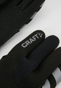 Craft - GLOVE 2.0 - Guantes - black - 4
