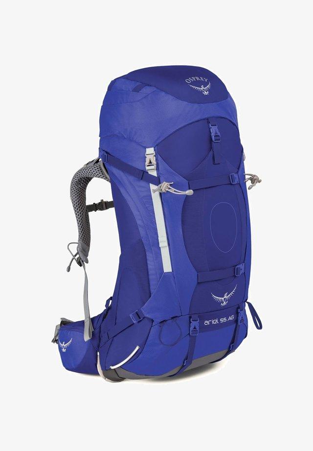 ARIEL  - Hiking rucksack - tidal blue