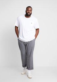 Polo Ralph Lauren Big & Tall - CLASSIC - Basic T-shirt - white - 1