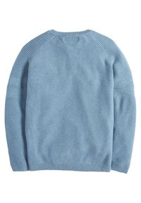 Next - Jumper - mottled blue
