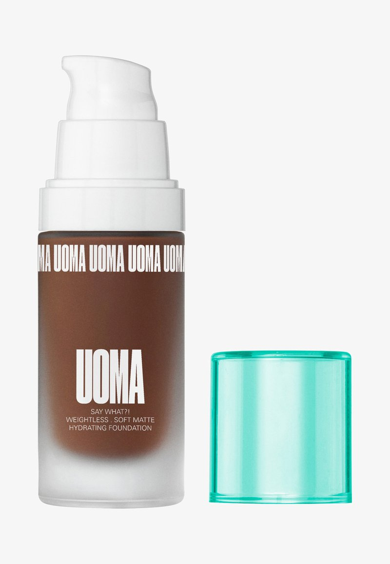 UOMA - SAY WHAT?! FOUNDATION - Foundation - t2w black pearl