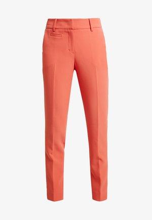 MARTA - Trousers - fresh coral