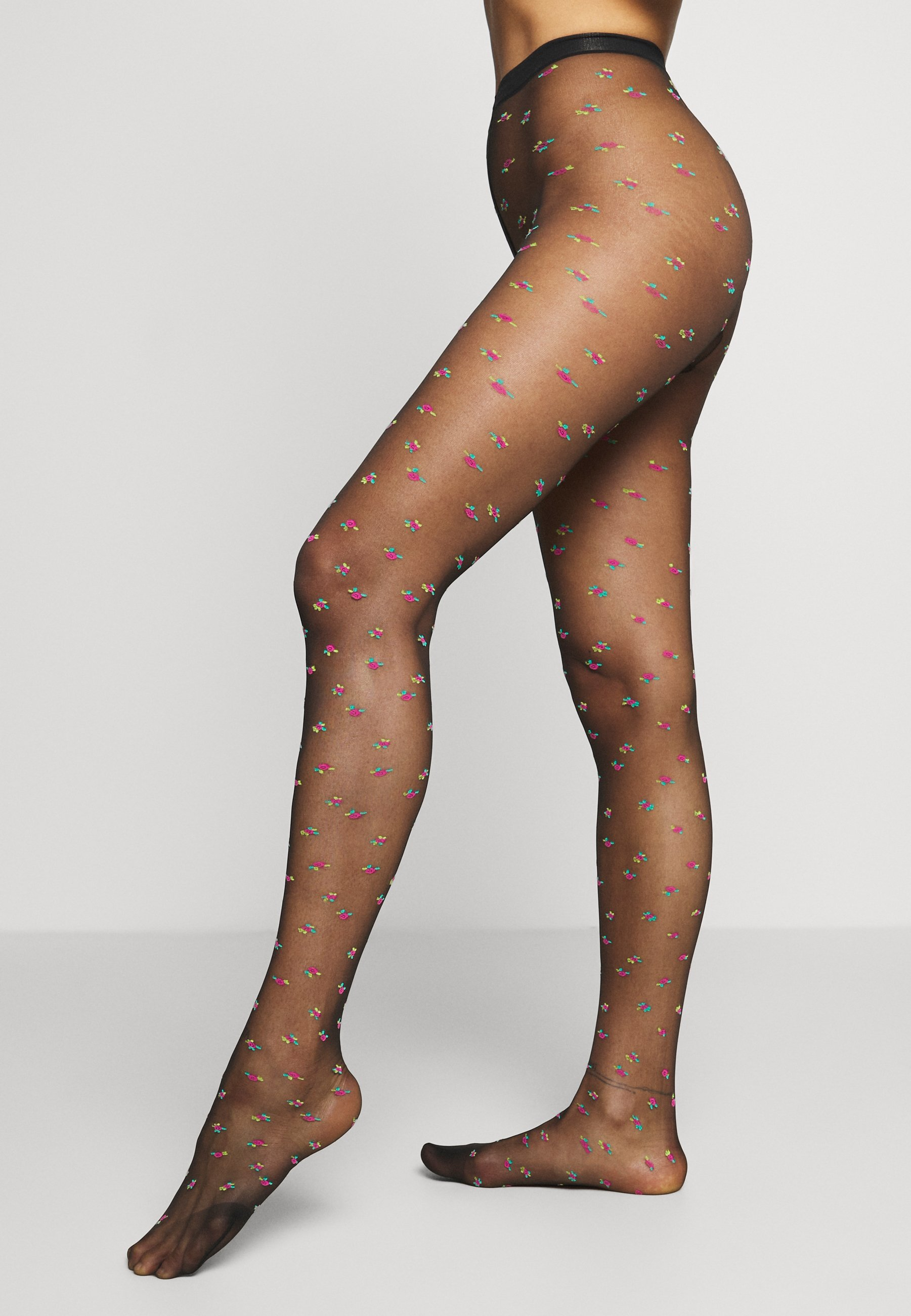 Femme SMALL ROSE - Collants