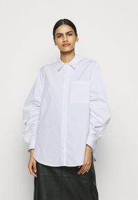 3.1 Phillip Lim - GATHERED - Košile - white - 0