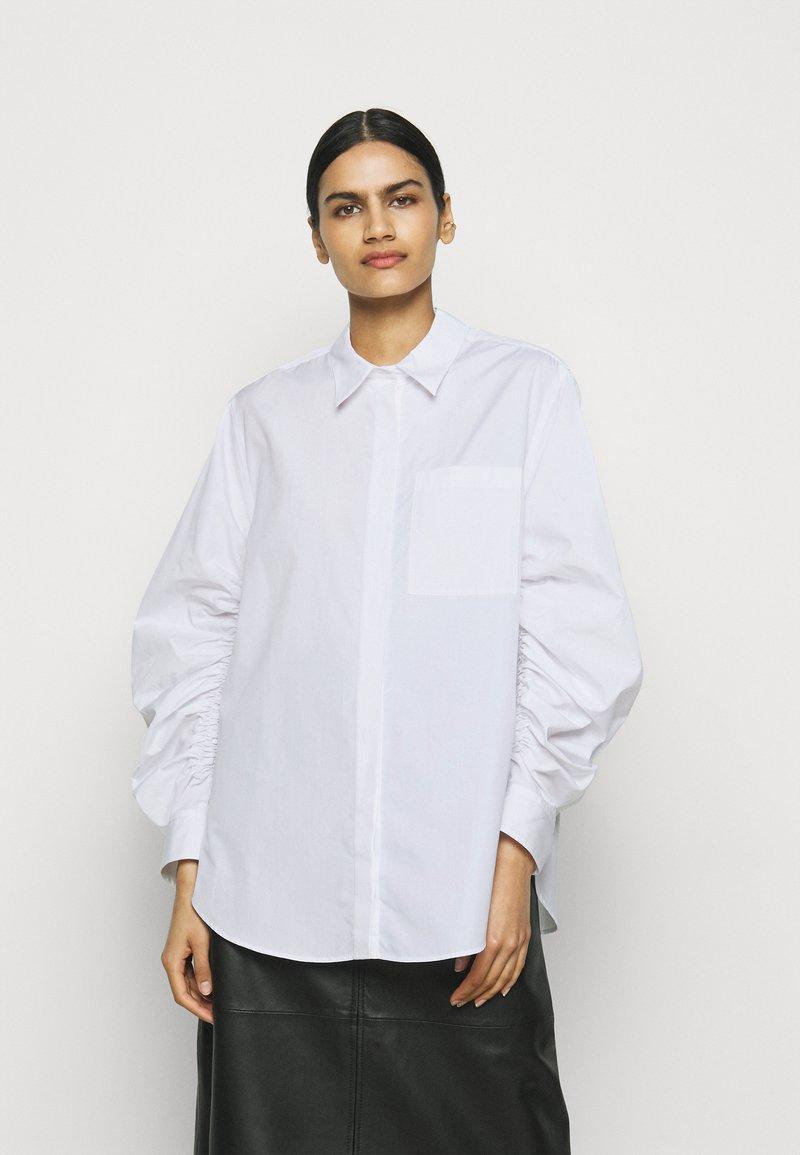 3.1 Phillip Lim - GATHERED - Košile - white